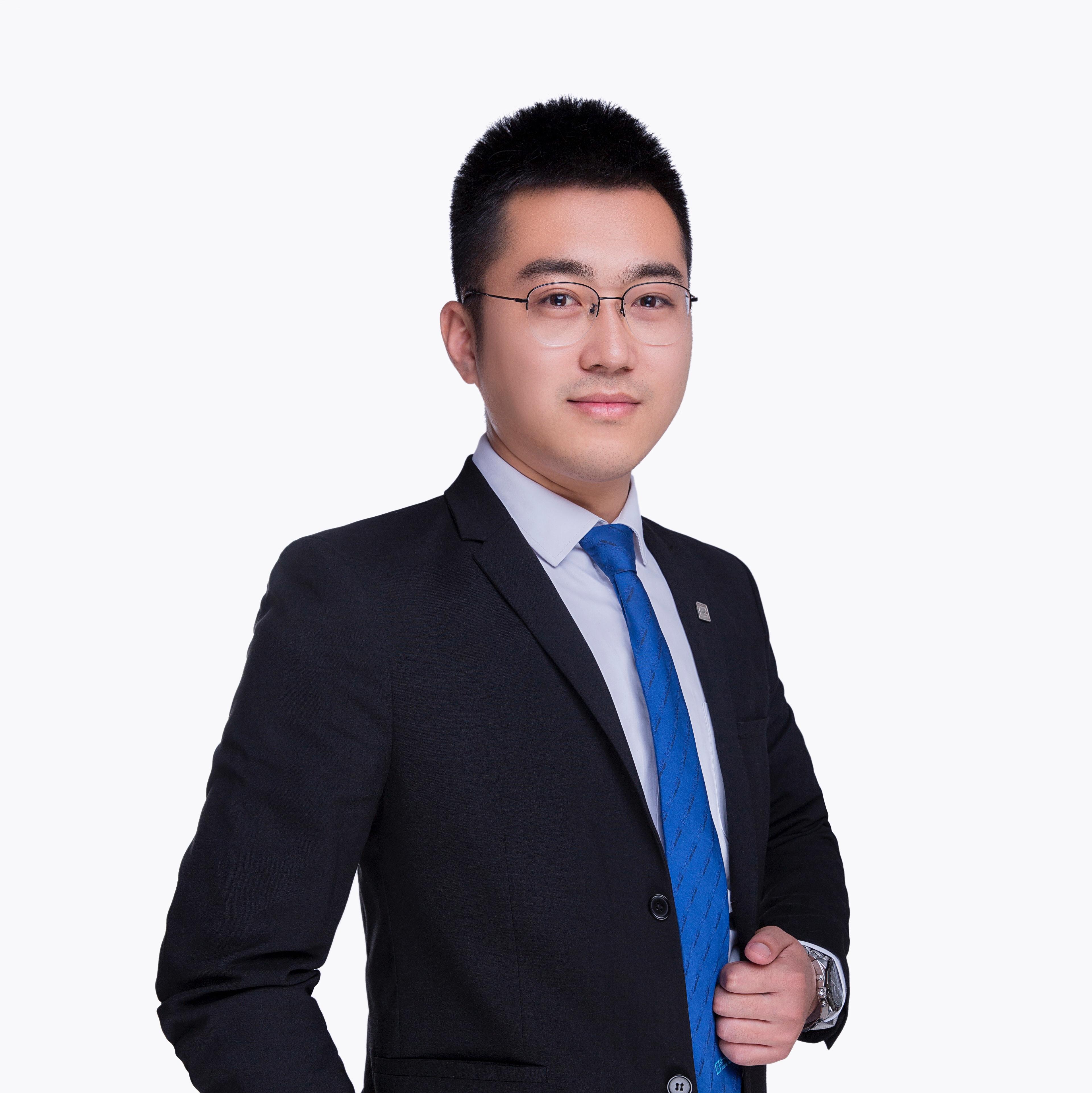 刘广志照片